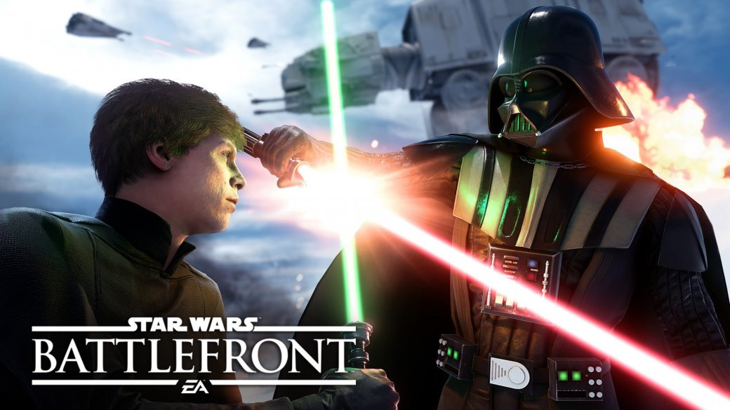 DICE хотела отказаться от Star Wars Battlefront, но не смогла - Изображение 1