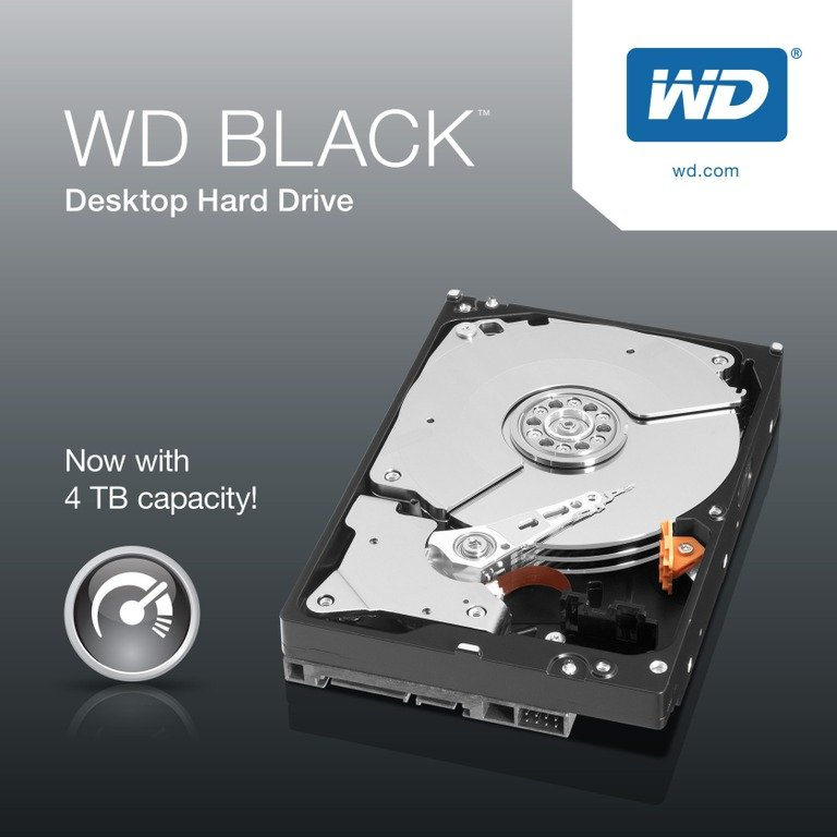 Топовые диски Western Digital - зрителям нашей трансляции с «ИгроМира» - Изображение 1