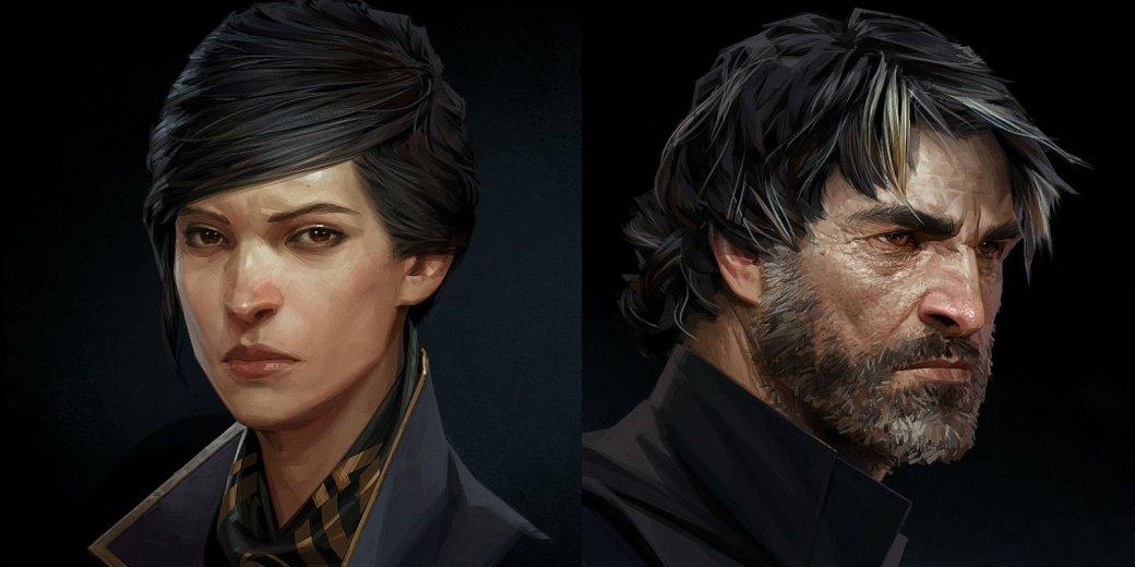 Герои Dishonored 2 обрели голоса благодаря DLC к первой части. - Изображение 1
