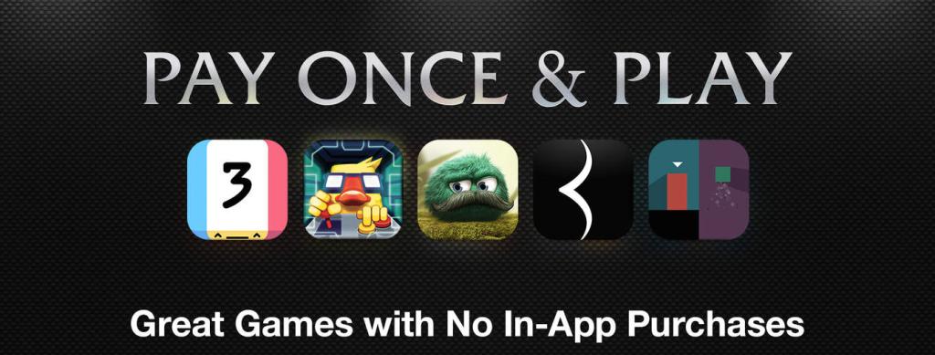 Apple решила поддержать игры без микроплатежей - Изображение 1
