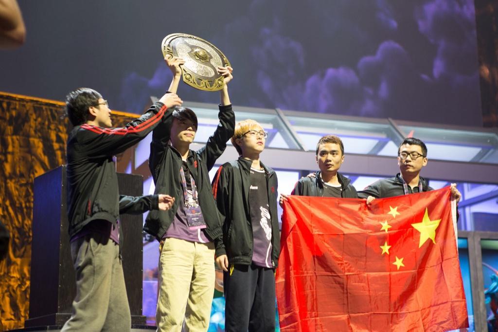 Китайцы Newbee выиграли турнир The International по Dota 2 и $5 млн - Изображение 1