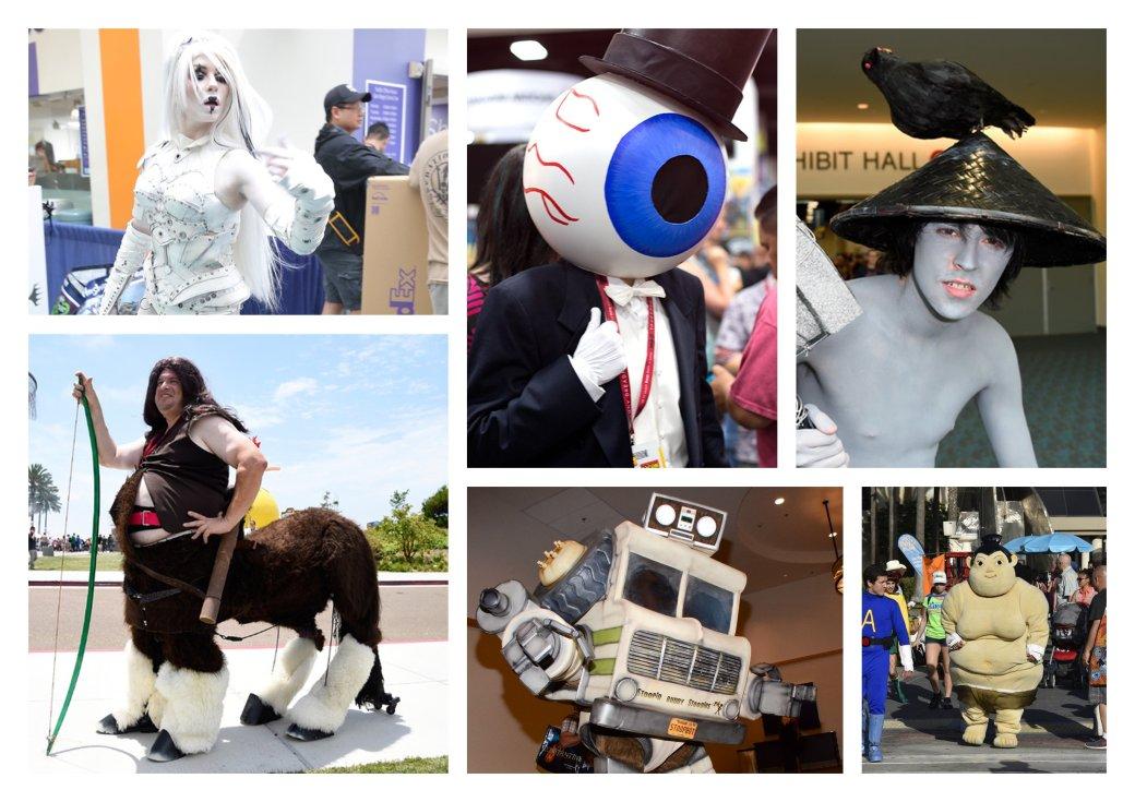 Косплей Comic-Con - Изображение 33