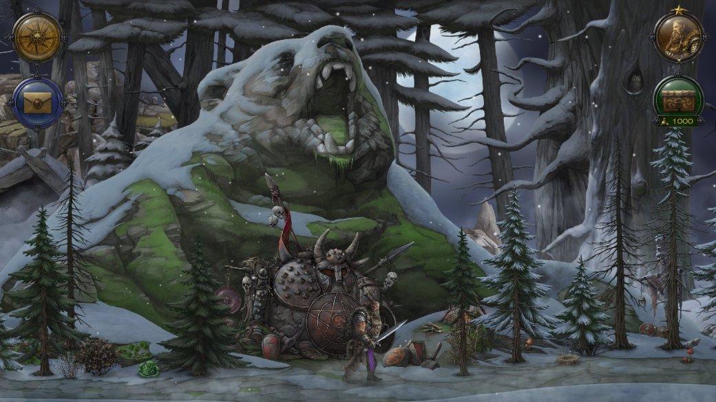 Niffelheim — отечественная инди-сага про викинга-поселенца - Изображение 3