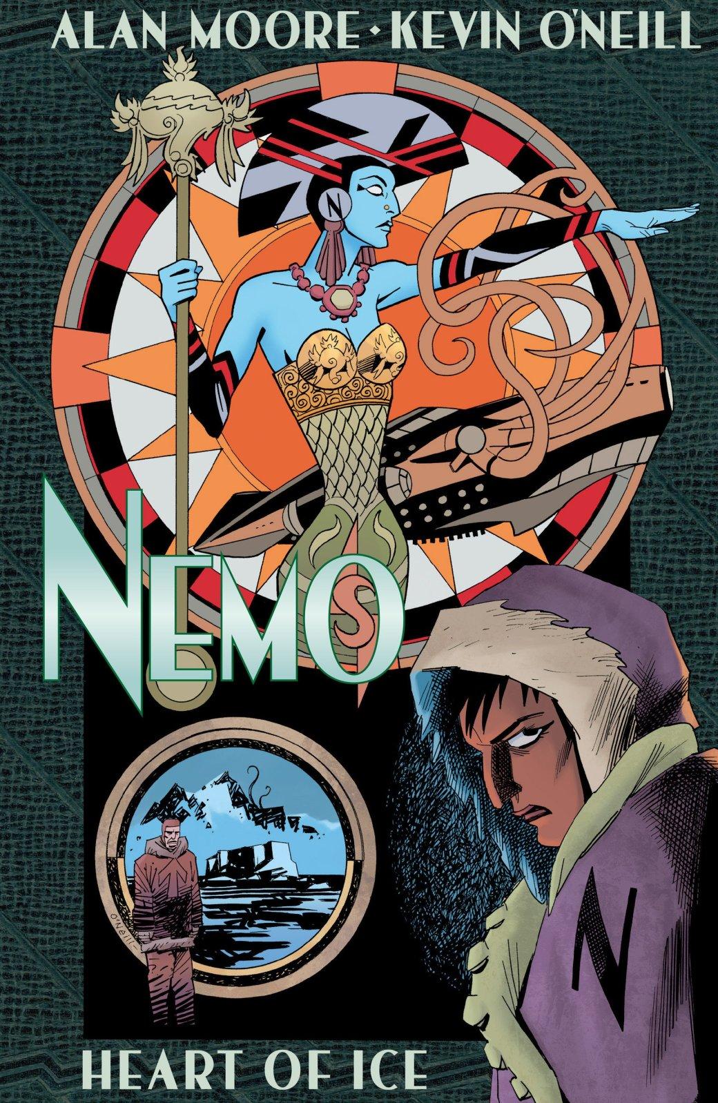 Киноребут LXG — повод перечитать гениальную серию комиксов Алана Мура - Изображение 7