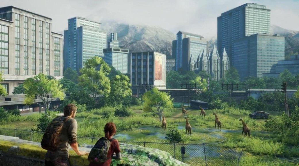 The Last of Us для PS4 впервые представили на видео - Изображение 1
