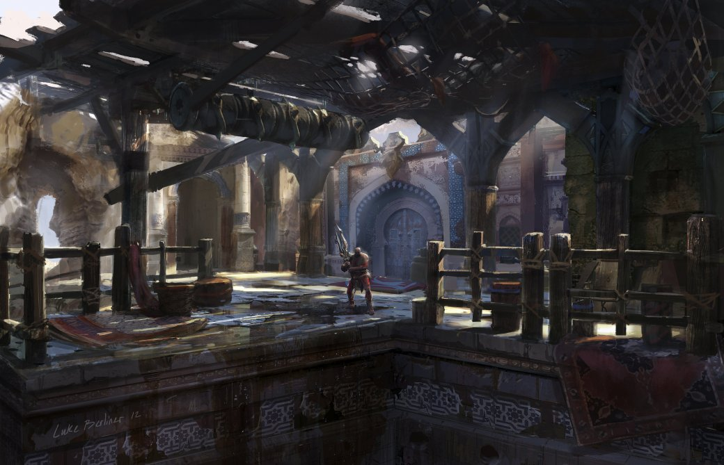 Разрушитель мифов: впечатления от God of War: Ascension. - Изображение 1