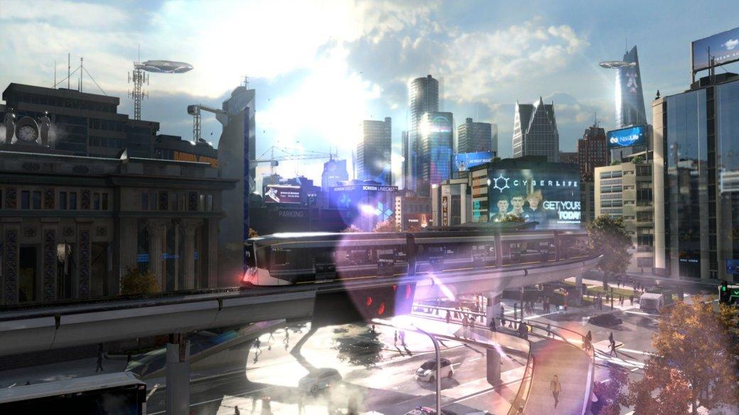 Дэвид Кейдж объяснил, почему Detroit не является фантастикой - Изображение 1