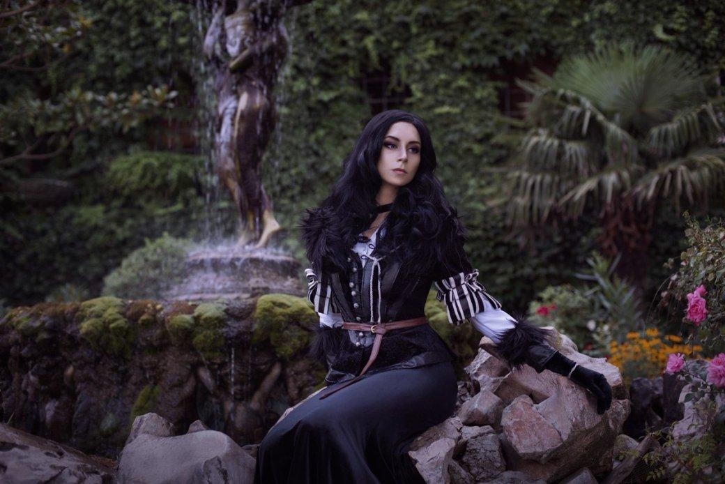 Косплей дня: две разных Йеннифэр изThe Witcher3. Какую выберетевы? - Изображение 6