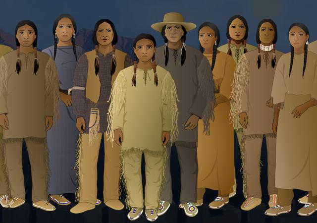 В США разработали образовательную игру об индейцах шайеннах  - Изображение 1