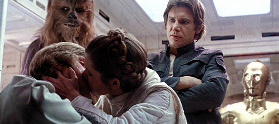 Марк Хэмилл считает, что поцелуй с Леей «травмировал» Люка - Изображение 1