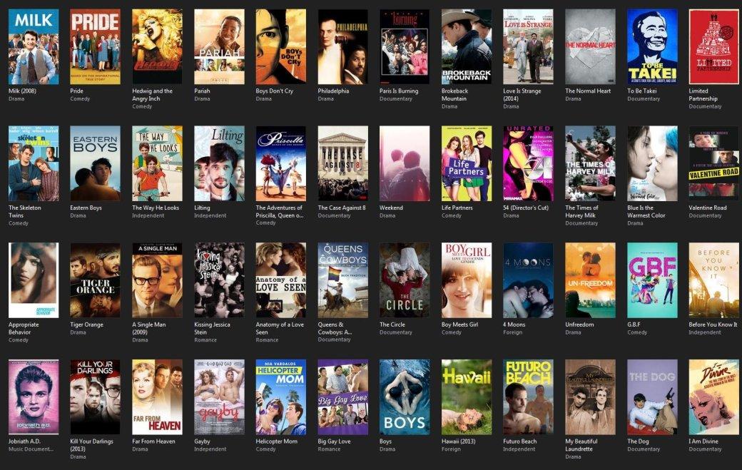 Apple создала в iTunes раздел с ЛГБТ-контентом - Изображение 5