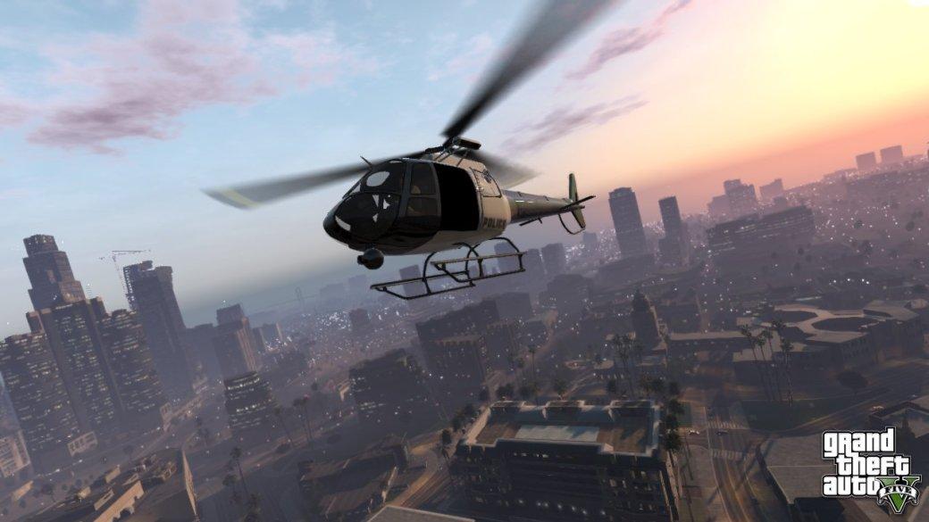 Скриншоты Grand Theft Auto V - Изображение 1
