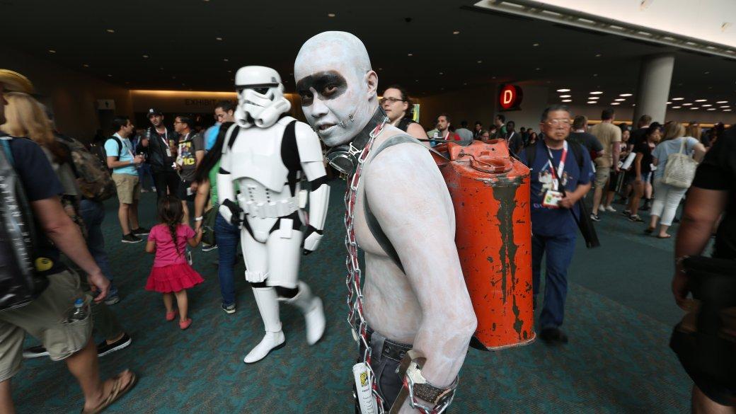 Лучший косплей Comic-Con 2015 - Изображение 8