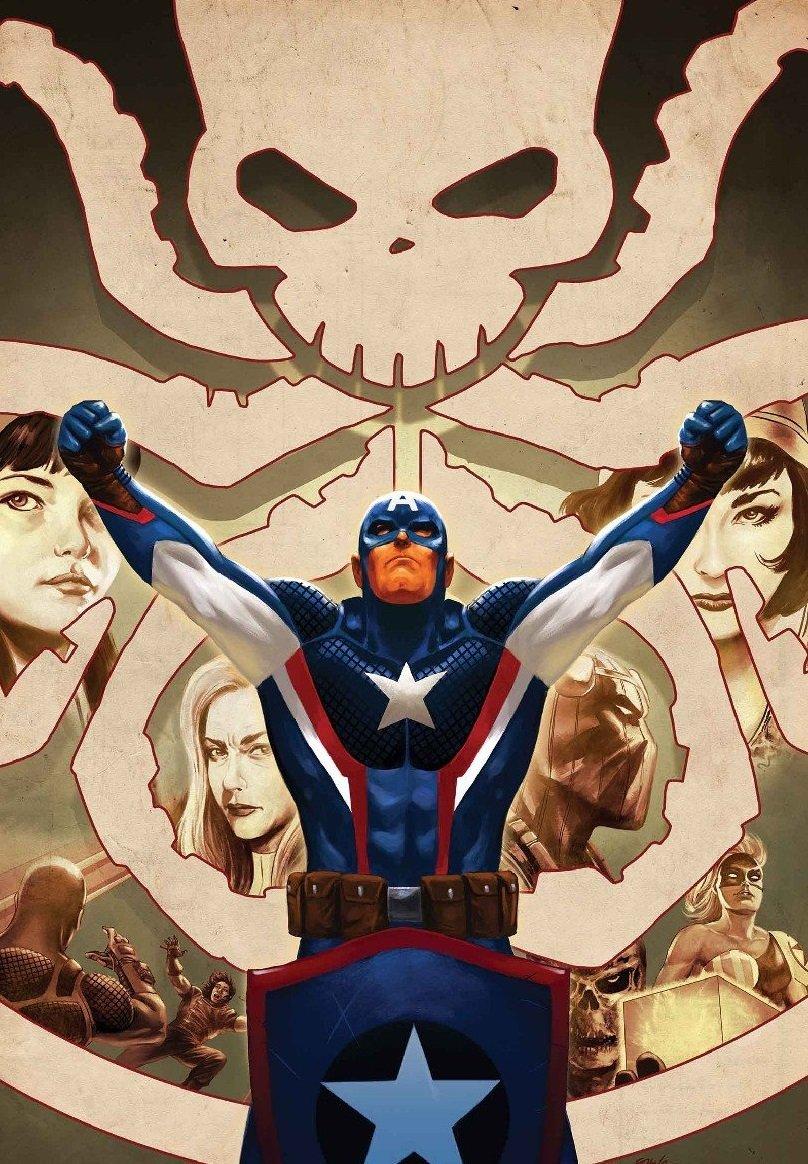Как Капитан Америка предал все ради власти над Гидрой ивсем миром. - Изображение 17