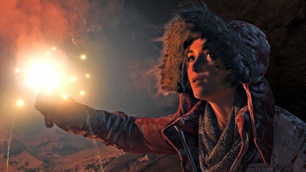 PC-версия Rise of the Tomb Raider выйдет в январе - Изображение 1