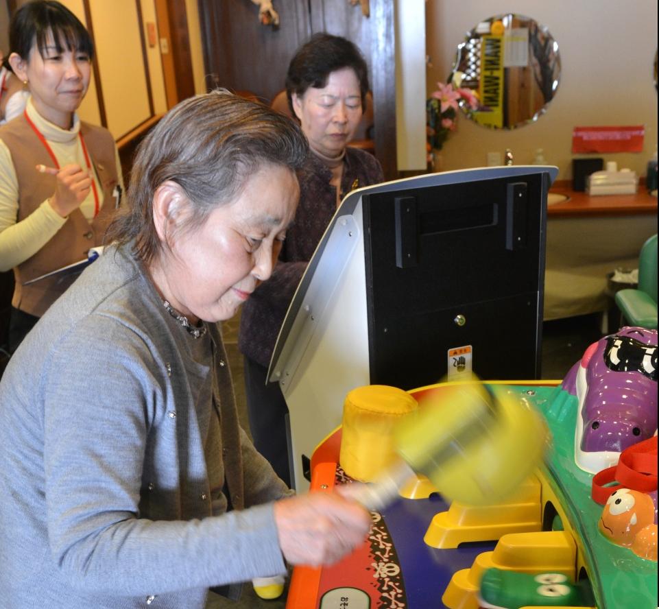 Namco Bandai открыла дом престарелых с видеоиграми  - Изображение 1