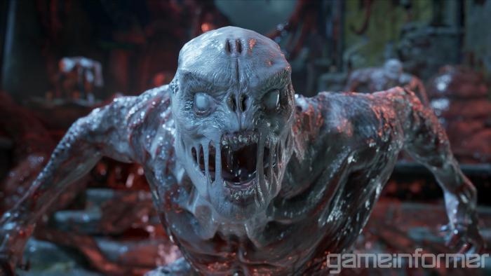 Разработчики Gears of War 4 показали раннюю стадию развития дронов - Изображение 3