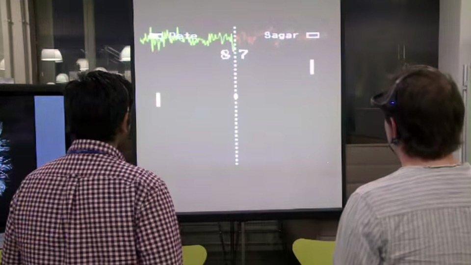 Британские неврологи подключили Pong к мозгу  - Изображение 1