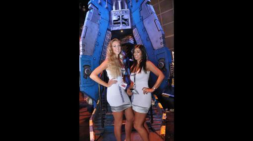 E3: booth babes - Изображение 6