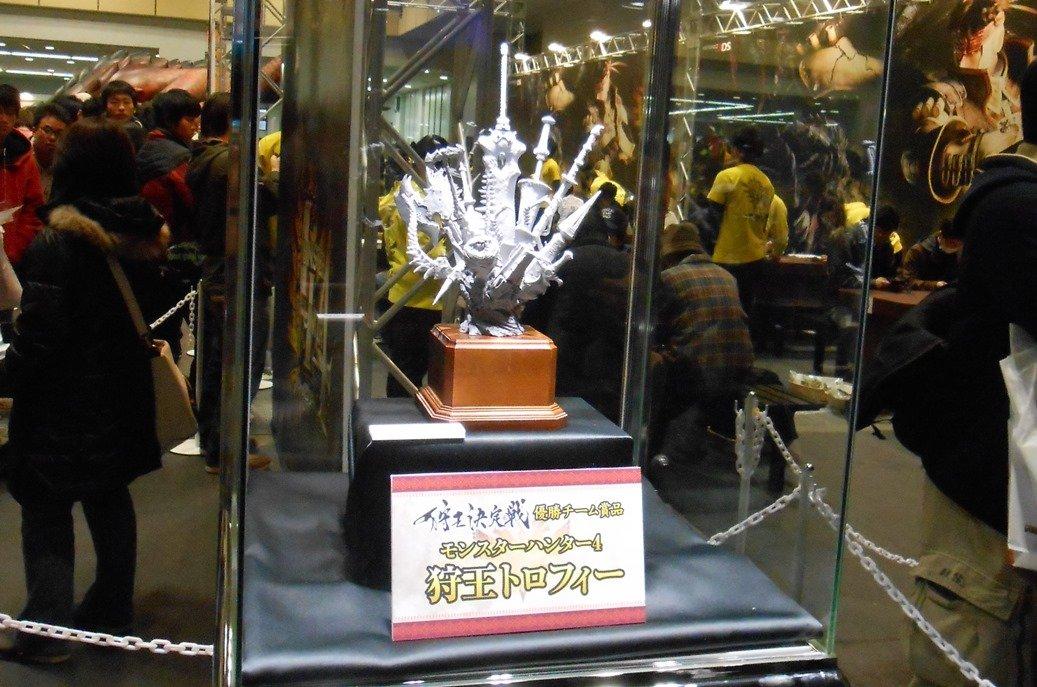Репортаж с Monster Hunter Festa 2013 - Изображение 22