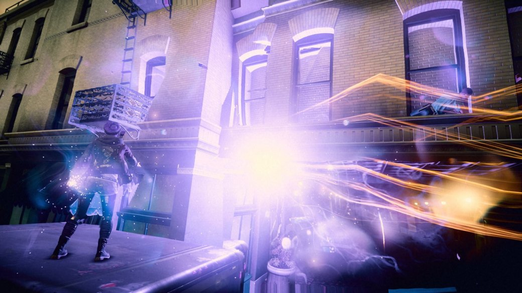 Полный некстген: 35 изумительных скриншотов inFamous: First Light. - Изображение 26