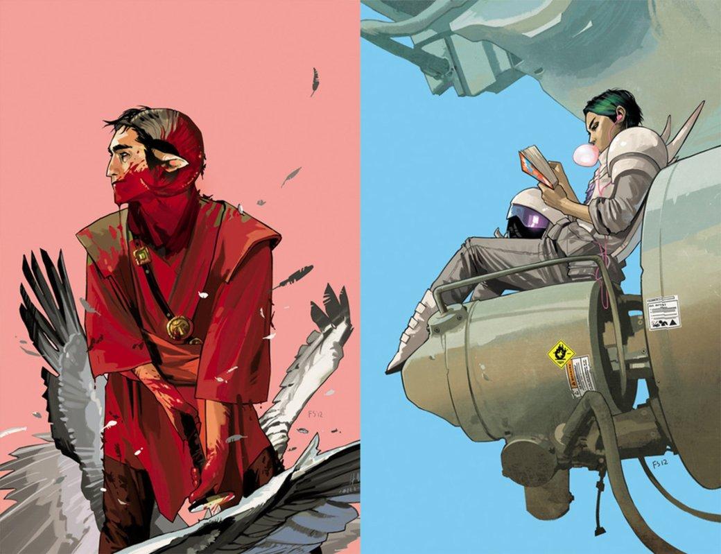 """""""Saga"""" - несколько слов о живой классике комиксов - Изображение 2"""