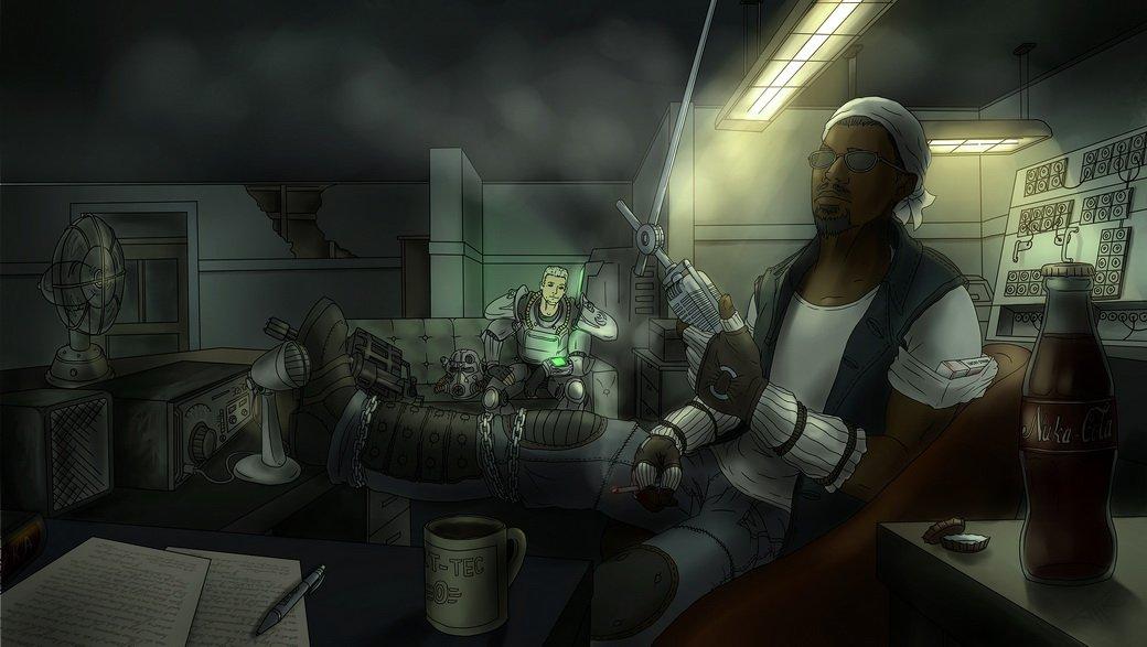 Лучший арт мира Fallout - Изображение 34