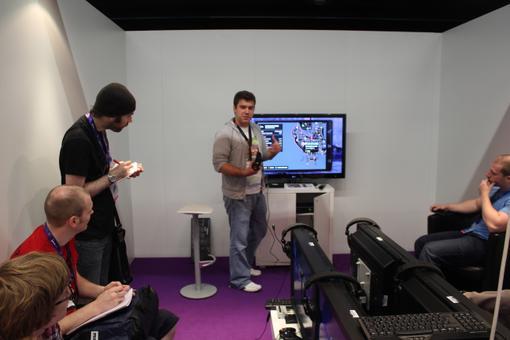 GamesCom 2011. Впечатления. Saints Row 3, Ninja Gaiden 3 - Изображение 3