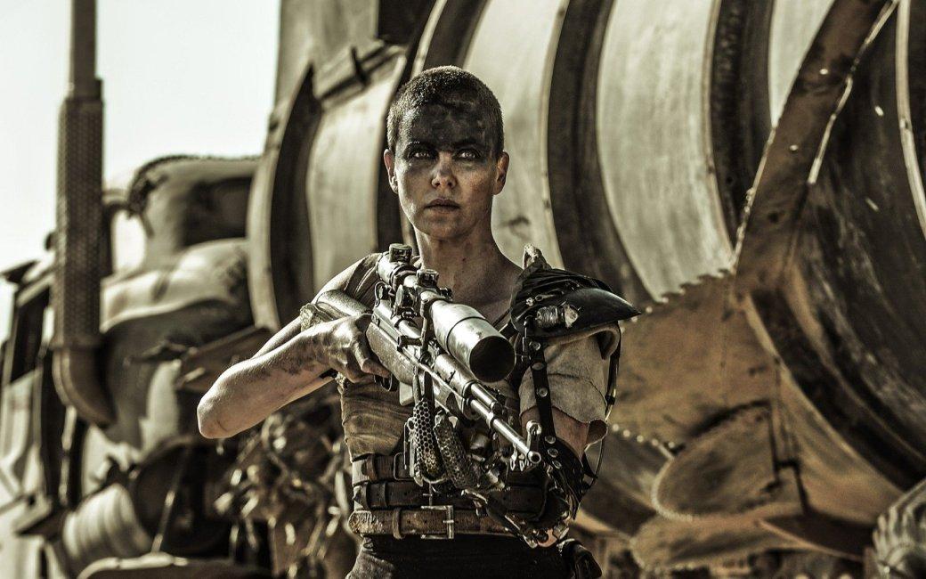 Шарлиз Терон превратит «Форсаж 8» в «Дорогу ярости» - Изображение 1