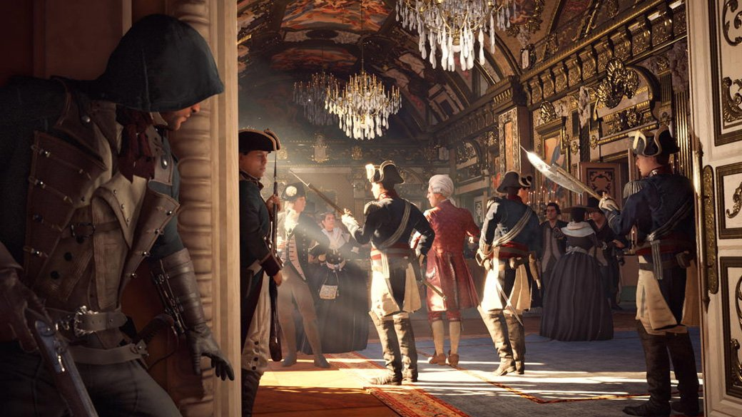Assassin's Creed Unity – Свобода. Равенство. Баги - Изображение 1