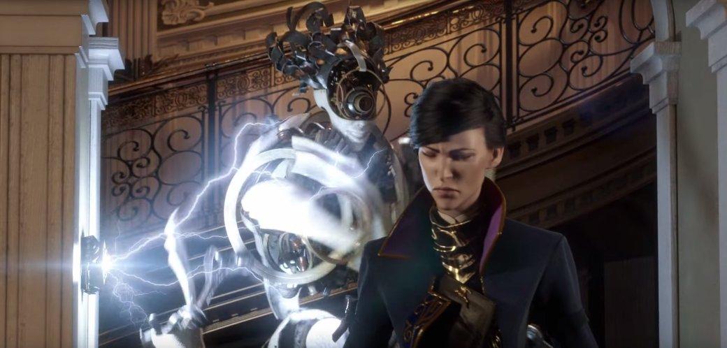 Разработчики Dishonored 2  пересказывают историю Эмили Колдуин - Изображение 1