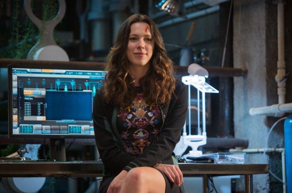 Ребекка Холл должна была быть главной злодейкой «Железного человека 3» - Изображение 1