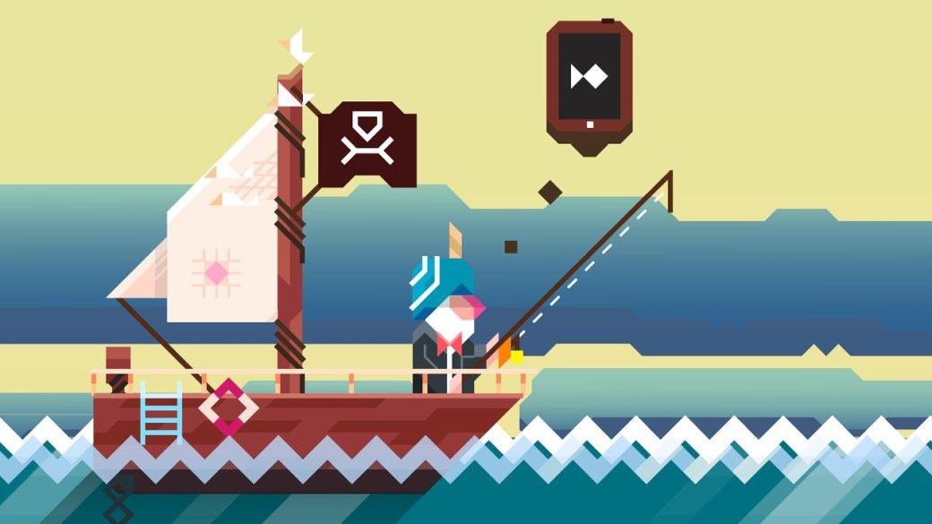 Ridiculous Fishing выйдет на Android - Изображение 1