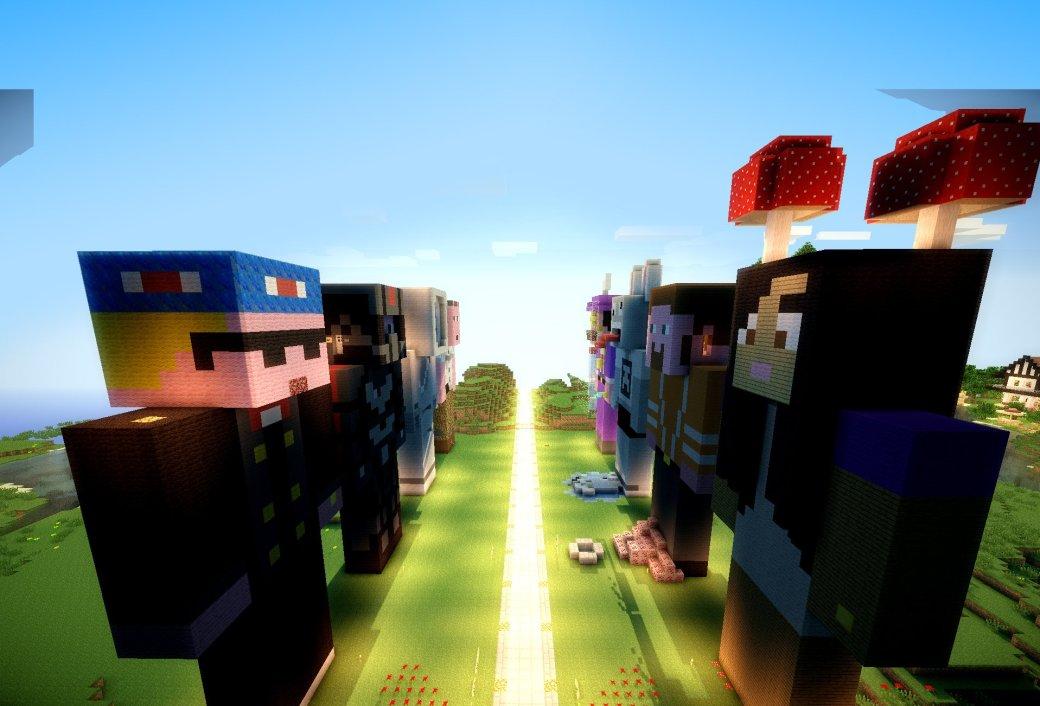 Продажи Minecraft: Xbox 360 Edition превысили шесть миллионов копий. - Изображение 1
