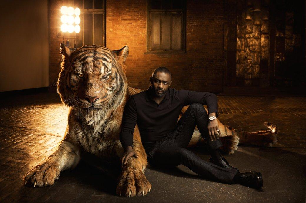 Актеров из «Книги джунглей» сравнили с животными - Изображение 6