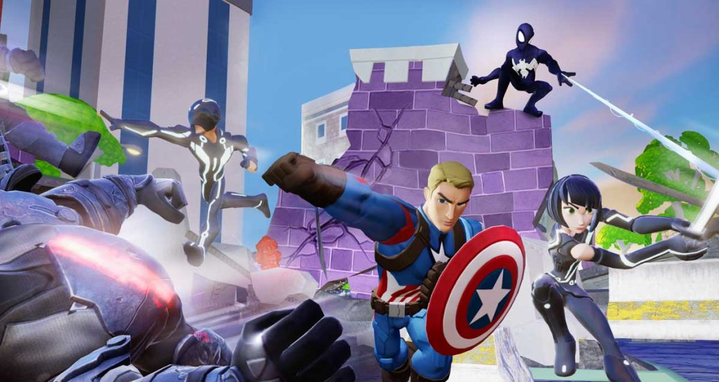 Disney прекращает производство консольных игр - Изображение 1