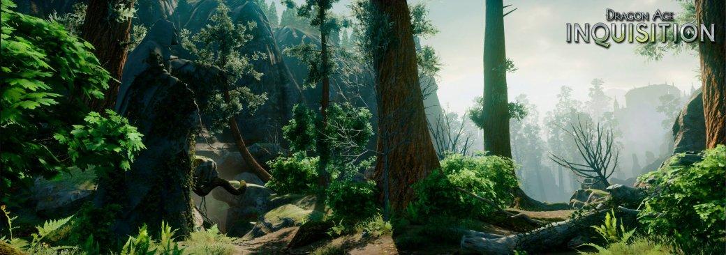 Зима и лето сошлись на свежих кадрах из Dragon Age: Inquisition - Изображение 1