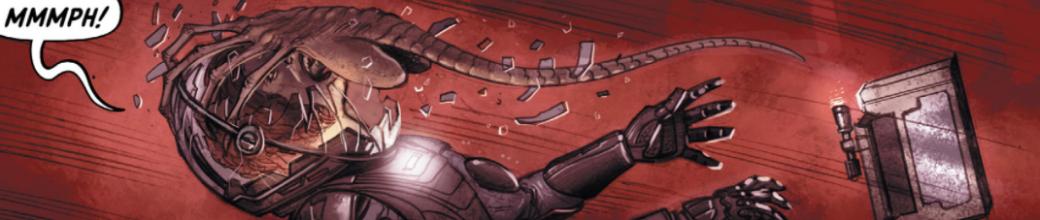 Бэтмен против Чужого?! Безумные комикс-кроссоверы сксеноморфами. - Изображение 2