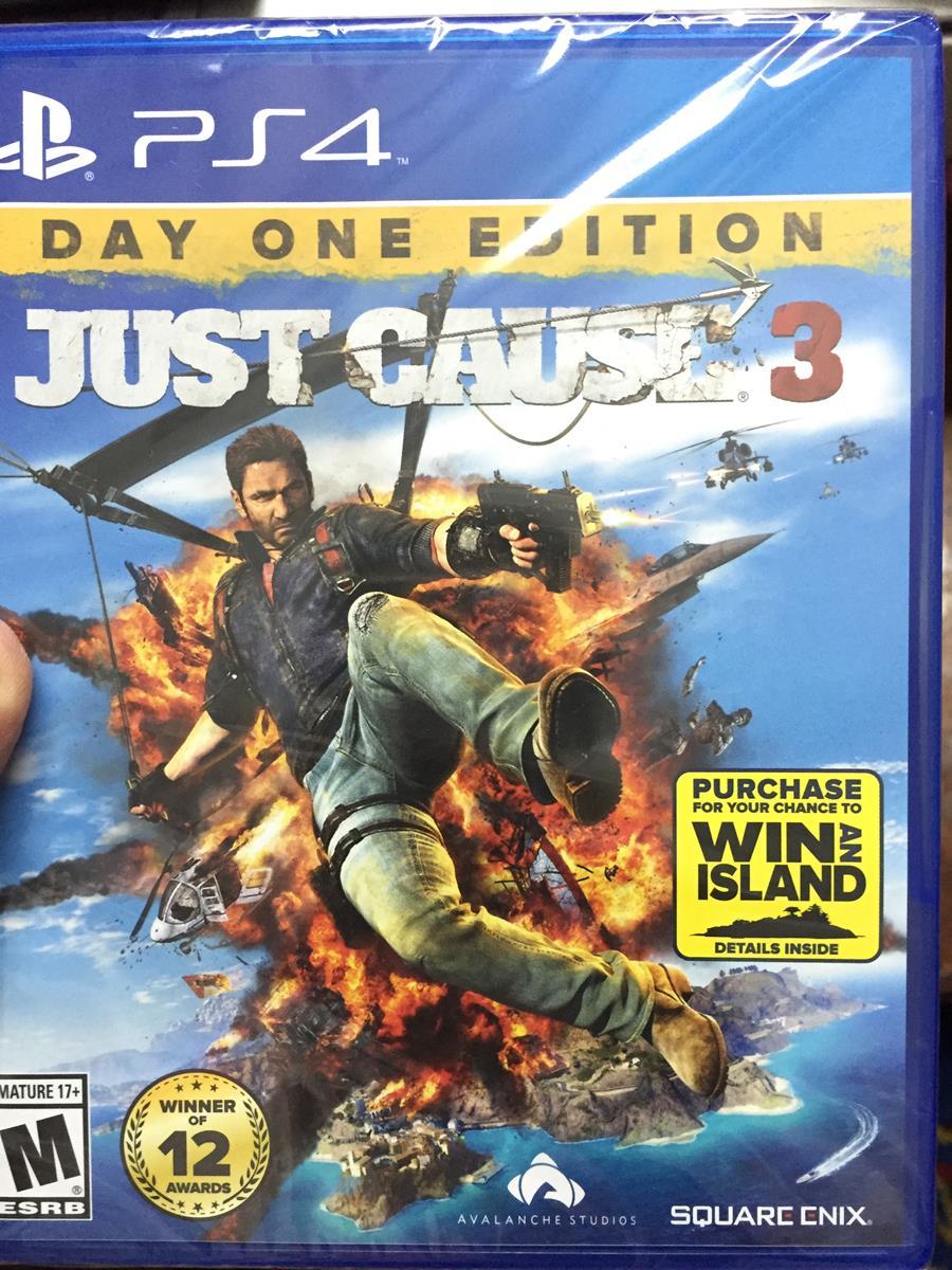 Just Cause 3 продается в Египте, авторы борются со стримерами. - Изображение 1