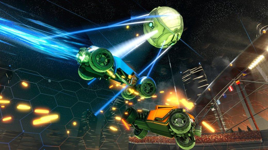 На этих выходных Rocket League в Steam раздают бесплатно - Изображение 1