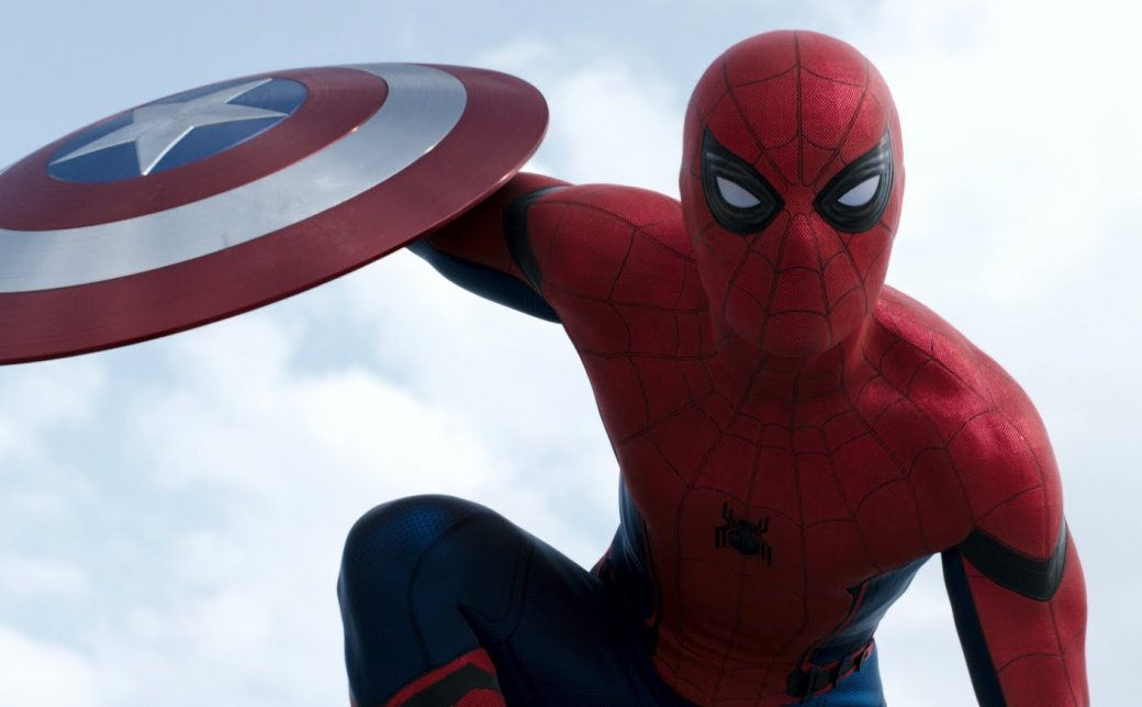 Новые фото «Человека-паука» показали «паутинную пушку» Питера Паркера - Изображение 1