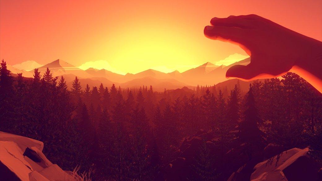 Firewatch зовет прогуляться по лесу - Изображение 1