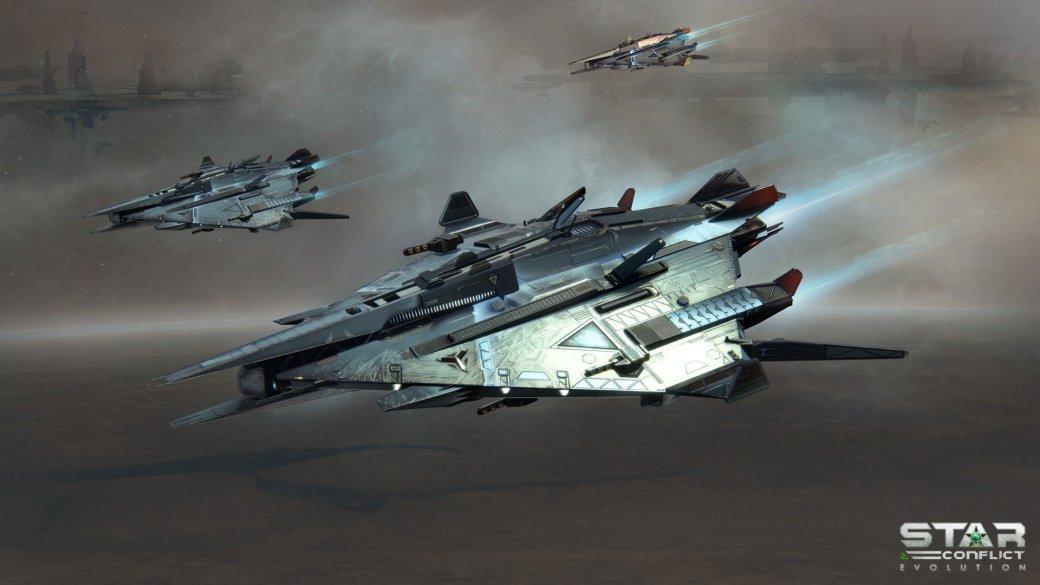 ВStar Conflict появилась система торговли между игроками - Изображение 1