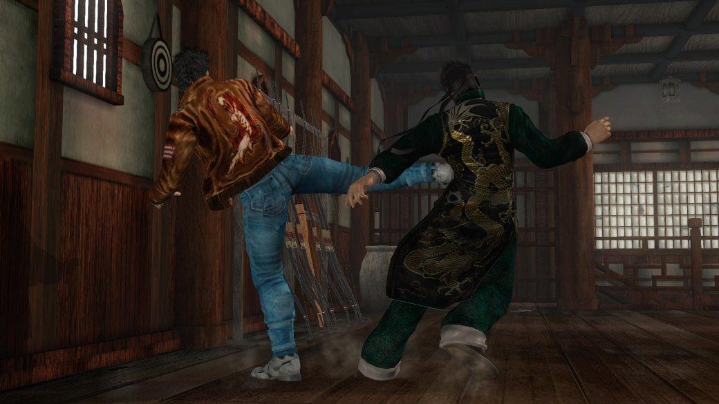 Shenmue на ПК — в виде мода к Dead or Alive 5 - Изображение 3