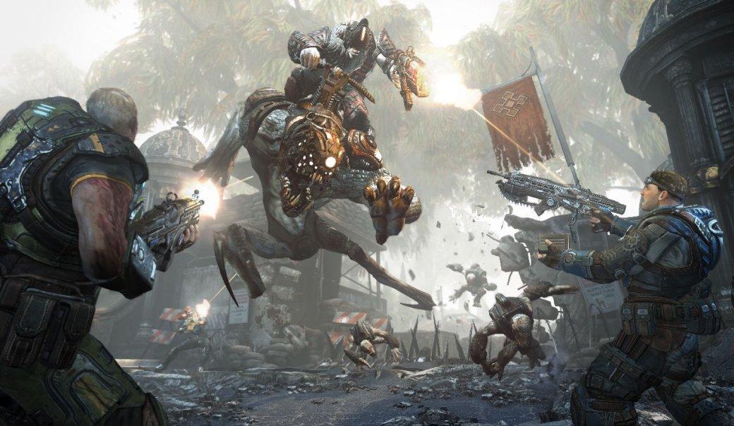 Gears of War: Judgment выйдет в комплекте с первой частью. - Изображение 1