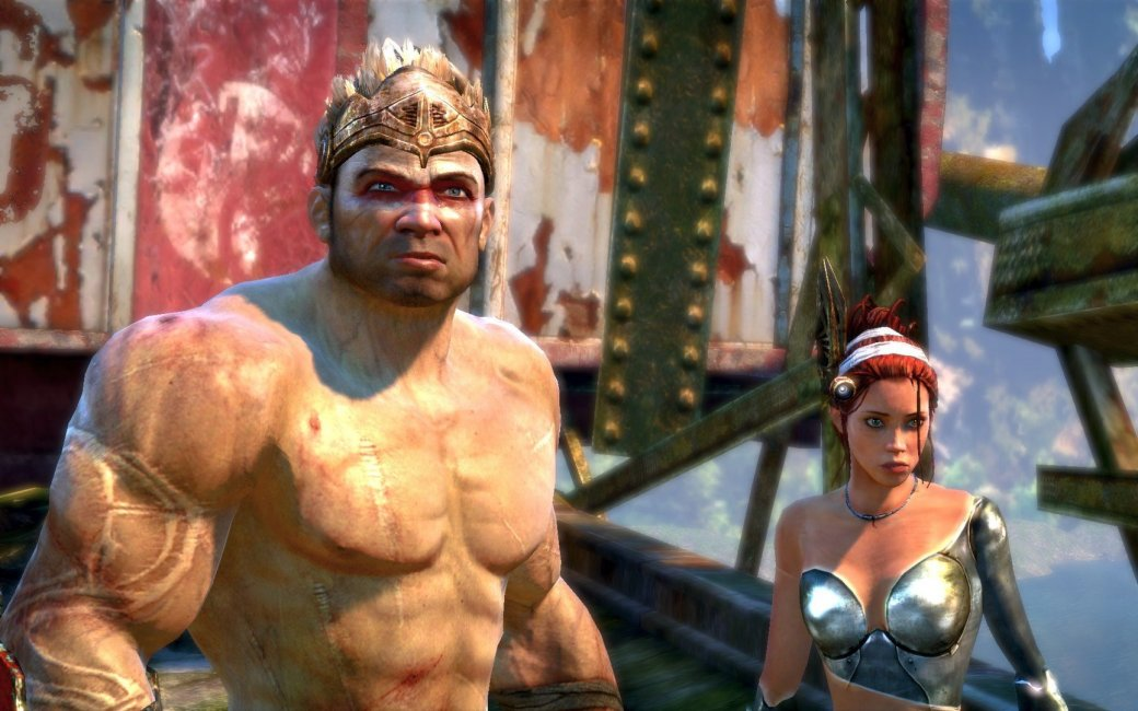 В Steam появилась ENSLAVED: Odyssey to the West. - Изображение 1