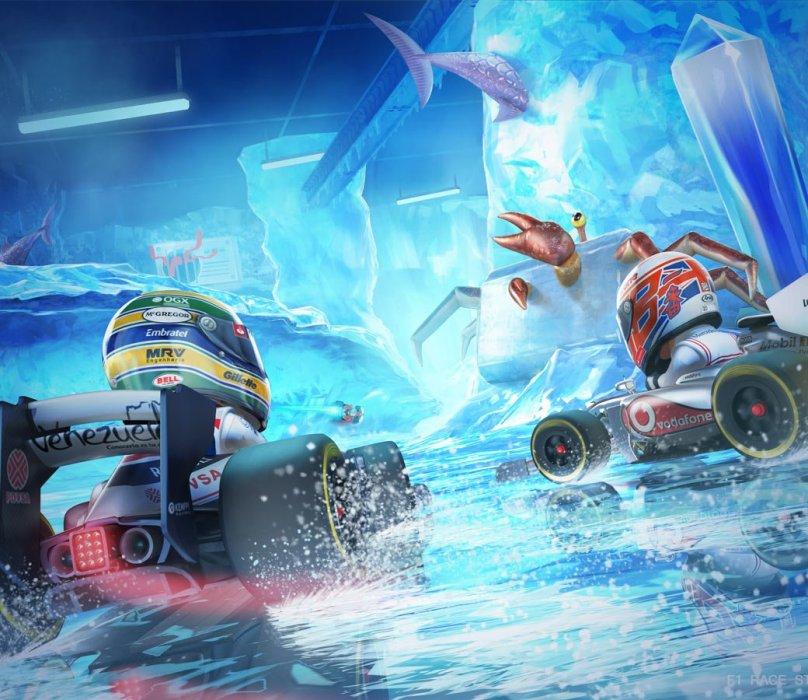 Рецензия на F1 Race Stars - Изображение 1
