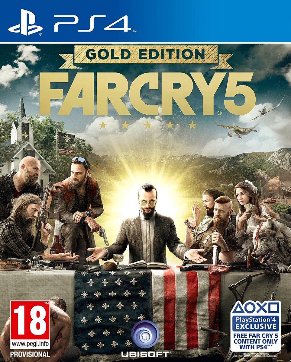 Ubisoft анонсировала новейшую игру изсерии Far Cry