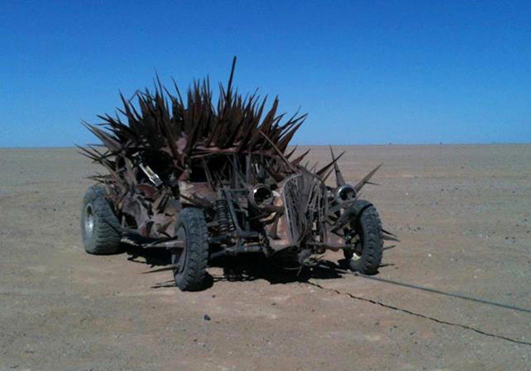 Галерея машин, кадров и постеров к «Безумному Максу: Дорога Ярости» - Изображение 30