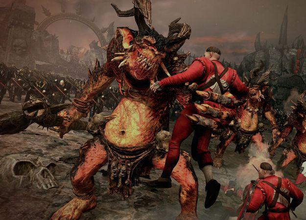 В бесплатные DLC к Total War: Warhammer войдет новая раса - Изображение 1